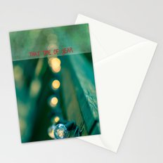 That Time of Year II Stationery Cards