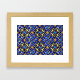 Diamond Graphix Framed Art Print