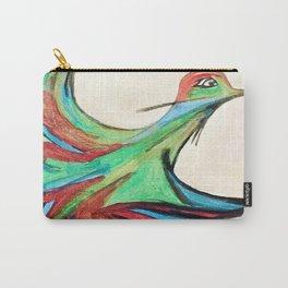 Aquarela bird Carry-All Pouch