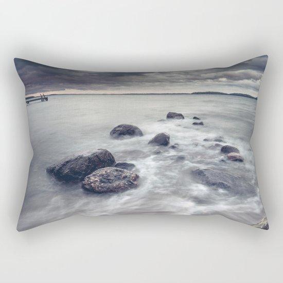 The furious rebels Rectangular Pillow