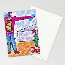 Without modesty Stationery Cards