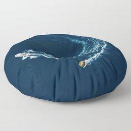 Summer Watersports  Floor Pillow