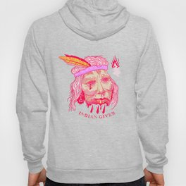 Proud Heritage (Indian Giver) Hoody