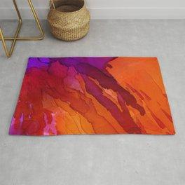 Modern Art Print Abstract Artwork - Stylish Gift Rug