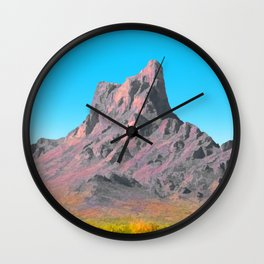 New Day Always Wall Clock