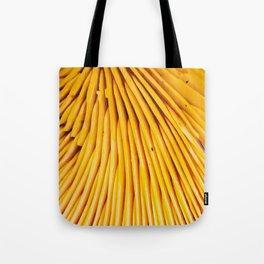 Yellow Gills Tote Bag