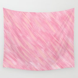 Pink Lush Wall Tapestry