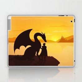 Dragon King Bakugo Landscape Laptop & iPad Skin
