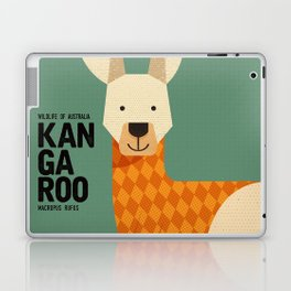 Hello Kangaroo Laptop & iPad Skin