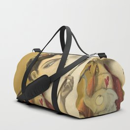 Frida and The Elephant Duffle Bag