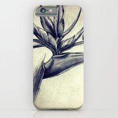 Birds of Paradise Slim Case iPhone 6s