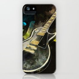Come on Feel the Noise (Gibson Lp) iPhone Case