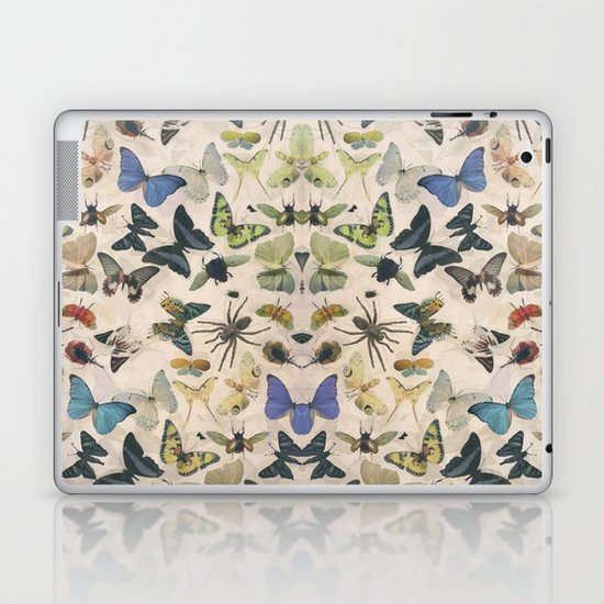 Insect Jungle Laptop & iPad Skin