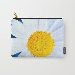 SMILE - Daisy Flower #2 Carry-All Pouch