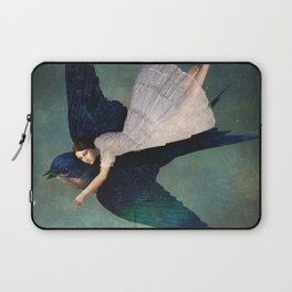 fly me to paris Laptop Sleeve