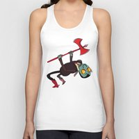 musa Tank Tops featuring stomp stomp stomp soul soul soul by musa