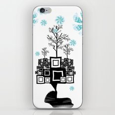Winter Tree iPhone Skin
