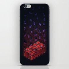Brick Ception iPhone & iPod Skin