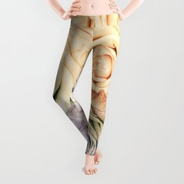 Some people grumble - Colorful Roses - Rose pattern Leggings