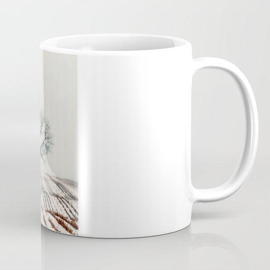 Winter Farm Mug