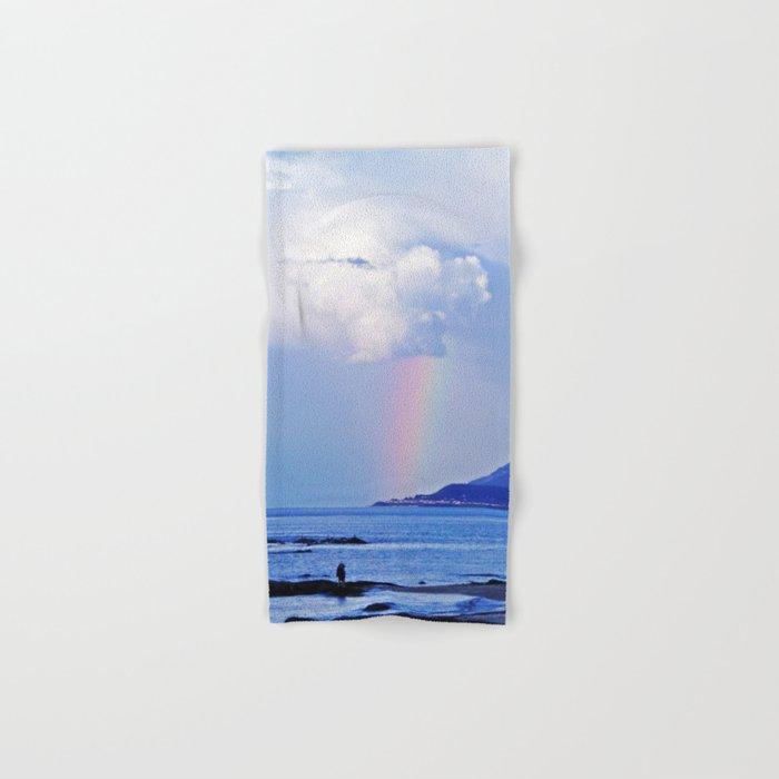 Love under the Rainbow Hand & Bath Towel