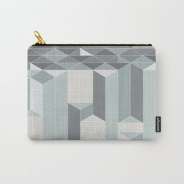 Triangle columns Carry-All Pouch
