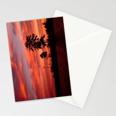 Island Sunrise Stationery Cards