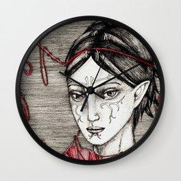 Merrill: ball of twine Wall Clock