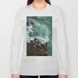 Green Ocean Atlantique Long Sleeve T-shirt
