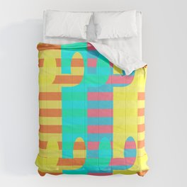 Cacti light Comforters