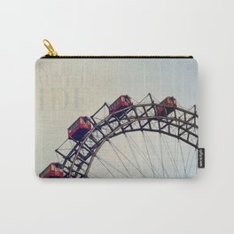 Make it a beautiful Ride! Carry-All Pouch