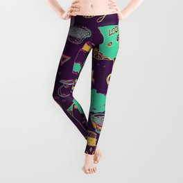 Cerealously Loopy Leggings