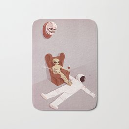 The Hunter Bath Mat