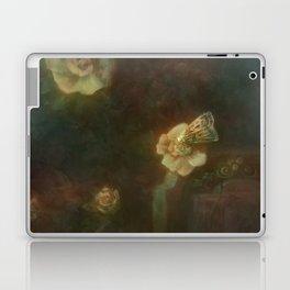 Gothic Moth Laptop & iPad Skin