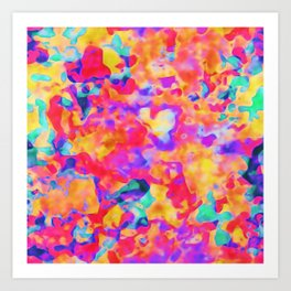 LOVE in MAY ~rewind~ Art Print