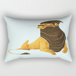 Lion 1 Rectangular Pillow