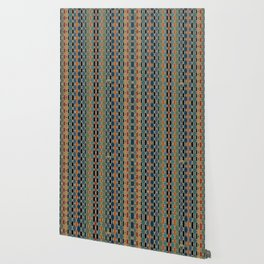 Moroccan Braided Abstract Wallpaper