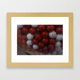 Gumstar Framed Art Print