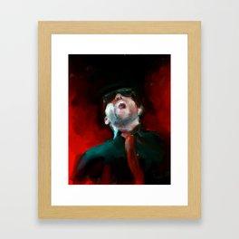 On Fiyaaah Framed Art Print