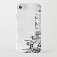 moscow iPhone & iPod Cases featuring Moscow by Yan-k