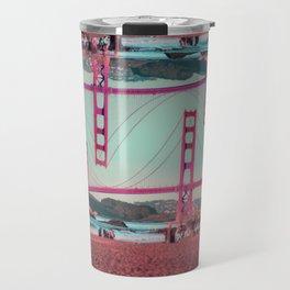 Golden Daze Travel Mug