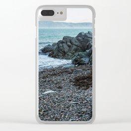 La vie sur le fleuve Clear iPhone Case