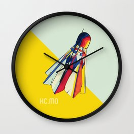 Kansas City Wall Clock