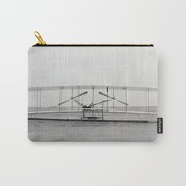 The Wright Brother's aeroplane Carry-All Pouch