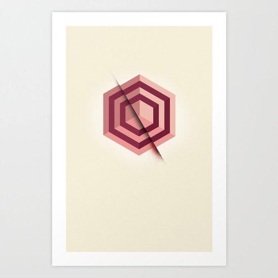 (e)viscera Art Print