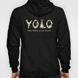 YOLO Hoody