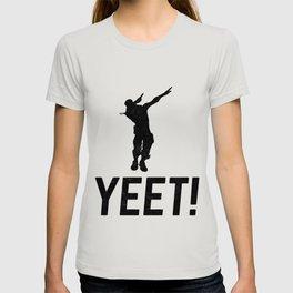 Yeet Dank Meme Gaming Dabbing Gamer Internet Gag Gift T-shirt