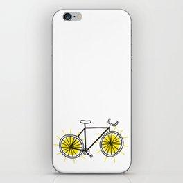 Ride On Sunshine iPhone Skin