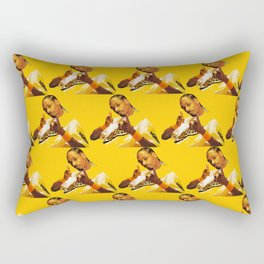 Snoop Dogg Rectangular Pillow