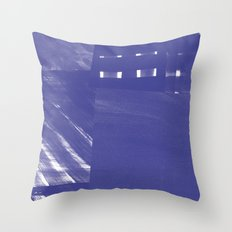 karo paint Throw Pillow